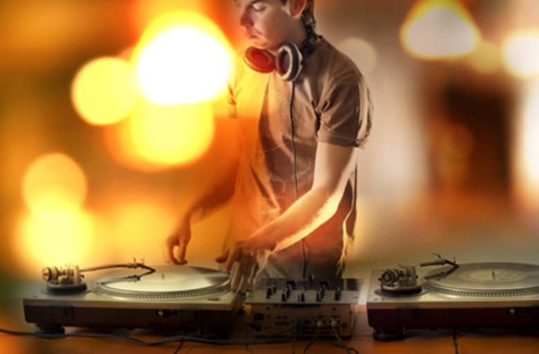 Event Künstler und Musik
