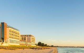 Bayside Hotel direkt am Strand
