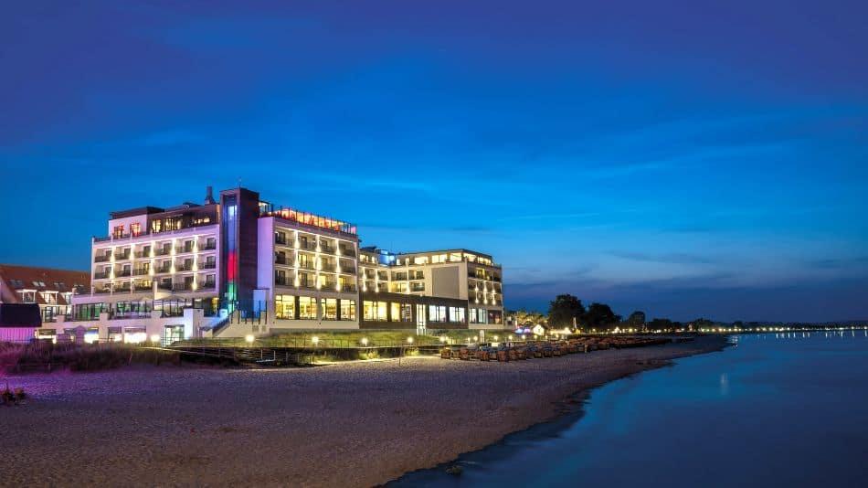 Hotel Bayside Ostsee Scharbeutz Bester Preis Garantiert