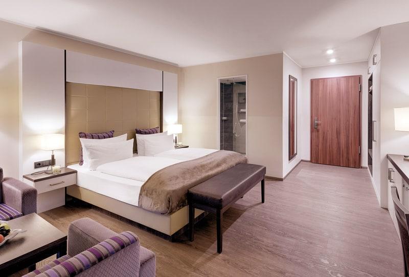 De Luxe Hotelzimmer im BAYSIDE Hotel