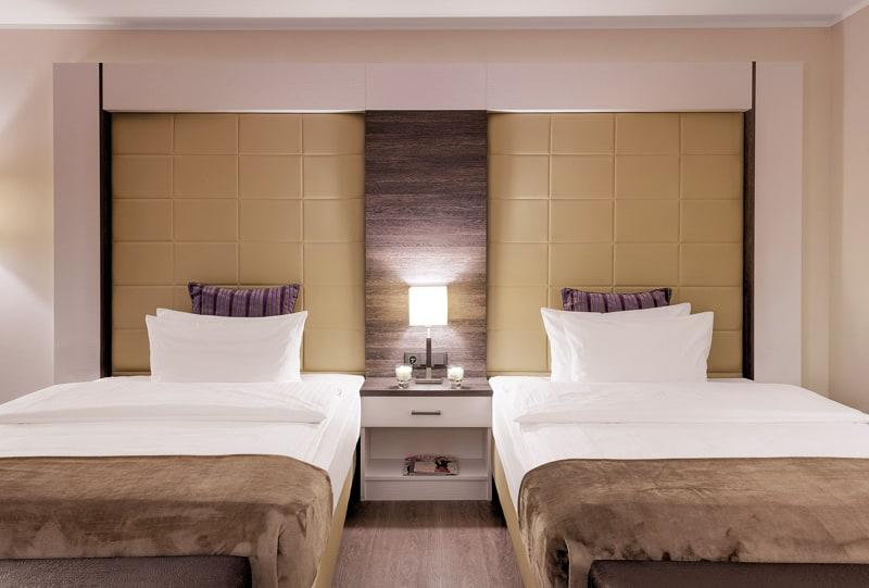 Junior Suite Betten