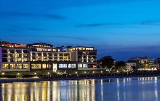 BAYSIDE Hotel Strandansicht