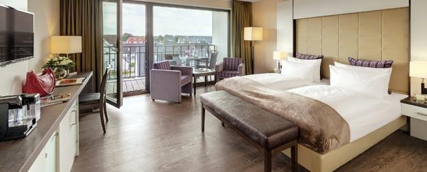 Hotelzimmer De Luxe