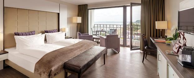 Hotelzimmer Grand De Luxe