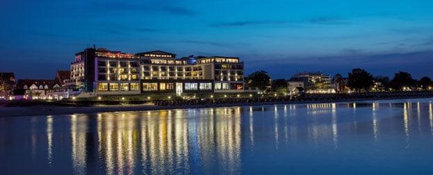 Das BAYSIDE Hotel in Bildern