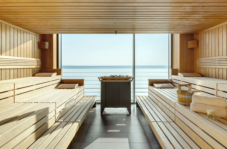 BAYSIDE Sauna