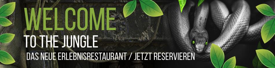 Restaurant JUNGLE
